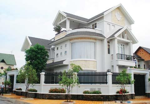 Cửa sổ cho ngôi nhà đẹp
