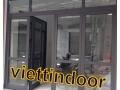 Cửa nhôm xingfa Quảng Đông - Cửa đi 4 cánh nhôm xingfa nhập khẩu