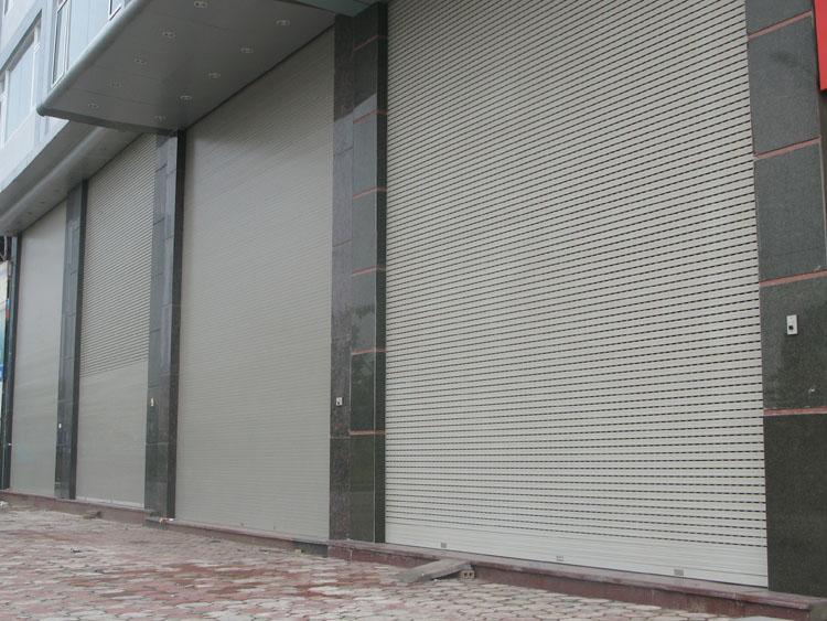 lắp đặt cửa cuốn ở Hà Tĩnh