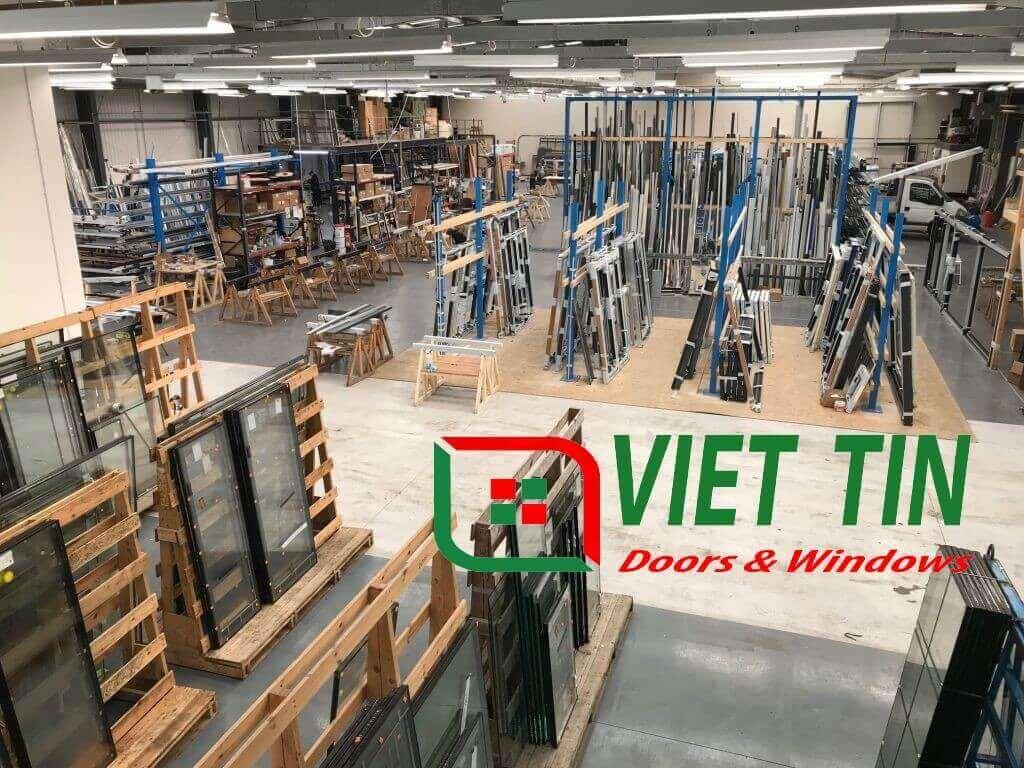 Mua cửa nhôm Tungkuang tại Viettindoor